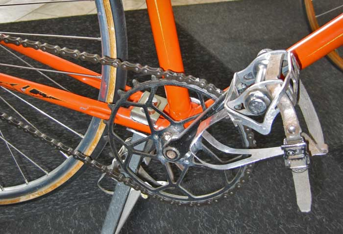 Williams chainset